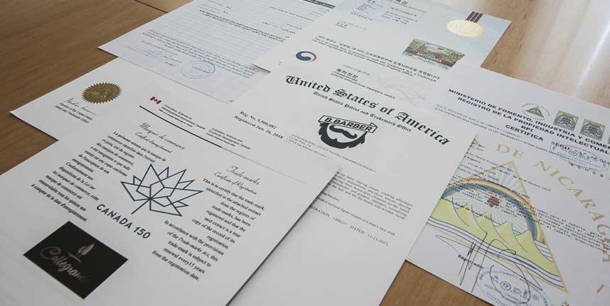 registrazione marchi ufficio veneto brevetti canada
